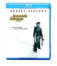 JEREMIAH JOHNSON (1972 Robert Redford)  -  Blu Ray - Sealed Region free