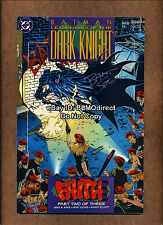 1991 Batman Legends Of The Dark Knight 22 Signed Bart Sears w/CoA Faith Pt 2 A1