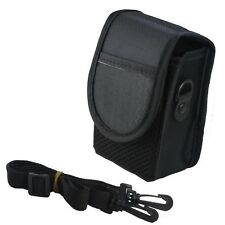 AX Black Camera Case Bag For Fuji Finepix XP60 xq1 F900 F660EXR