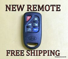 NEW PAIR OEM DEALER INSTALLED HYUNDAI KEYLESS REMOTE START ALARM FOB GOH-PCGEN2