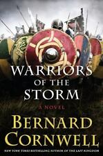 Warriors of the Storm: A Novel (Saxon Tales)-ExLibrary