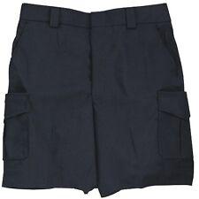 Blauer Dark Navy Hemmed Streetgear WMNS Shorts Size 10: 8840WX Reg