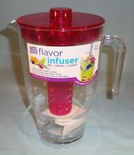 * NEW Cool Gear 66oz Flavor Infuser Water Pitcher