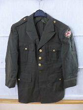 #C8 Original US WW2 Officers Service CLASS A UNIFORM JACKET  Ausgehuniform 1942