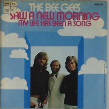 "7"" Single - Bee Gees - Saw A New Morning - s496 - washed & cleaned"