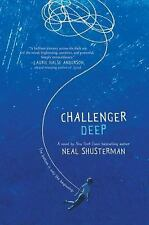 Challenger Deep by Neal Shusterman (2015, paperback) ADVANCED READING COPY