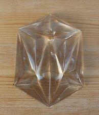 Ersatzlampenglas - Glasprisma für Kalmar Lüster - 60er Jahre