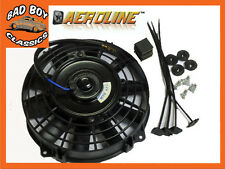 "7"" AeroLine Electric Radiator / Intercooler 12v Cooling Fan For Classic Cars"