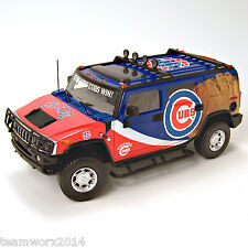 Highway 61 Chicago Cubs MLB HUMMER H2 Diecast Car / Truck / SUV 1:18 Brand NEW!!