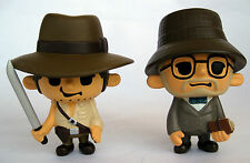 Kotobukiya Indiana Jones movie Henry Figures Cute Funny Face Toy Vinyl