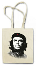 CLASSIC CHE GUEVARA HIPSTER BAG - Stofftasche Stoffbeutel Jutebeutel - Cuba Demo