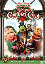 The Muppet Christmas Carol (50th Anniversary Edition) - DVD Region 4