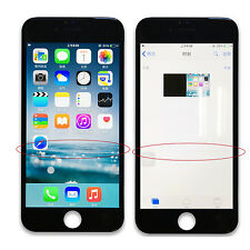 Refurbish Flaw LCD Display + Touch Screen Digitizer Assembly For iPhone 6 Black