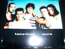 Take That Sure (Made In Holland) CD Single