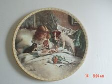 Royal Doulton Collectors Plate BREAKFAST IN BED From A VICTORIAN CHILDHOOD