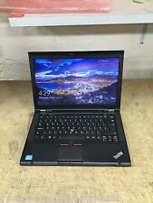 Lenovo ThinkPad T430, Intel Core i5 3320M @ 2.60GHz, 4GB, 256GB SSD, NVS 5400M