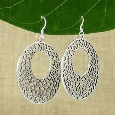 925 Solid Silver Big Hoop Earring Set HOT SELLING Charming Women Fashion Jewelry