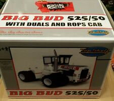 1/32 Big Bud 525/50 4wd tractor with duals & rops cab, new in box & very nice