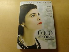 LIMITED EDITION METAL CASE DVD / COCO AVANT CHANEL
