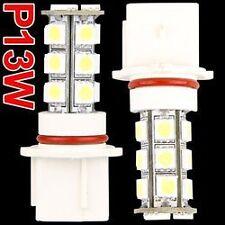2 AMPOULE LED P13W 8W HLU TRES PUISSANTE BLANC XENON PEUGEOT 508 ET AUDI A4 B8