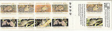 Stamps Australia Threatened Species 4 koala issue error gum on cover not stamps