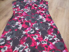 BODEN CAP SLEEVED  FLOATY PRINTED  DRESS SIZE 8 REG BNWOT