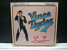 "VINCE TAYLOR Luv BB 804 25 CMS 10"" big beat"