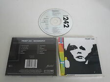 FRONT 242/GEOGRAPHY(ANIMALIZED SPV 85-1378) CD ALBUM