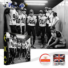 New EXO LOVE ME RIGHT 2nd REPACKAGE Album (Chinese Version)  UK Stock