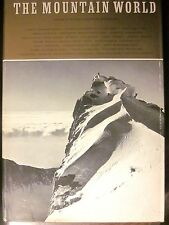 Mountain World 1966/67 - Swiss Foundation For Alpine Research - Malcolm Barnes