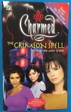 CHARMED The Crimson Spell by F. Goldsborough (2000) Pocket Pulse pb
