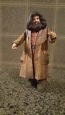 "Warner Bros. Harry Potter's Hagrid Plastic Toy Figure 8 3/4"" EUC"