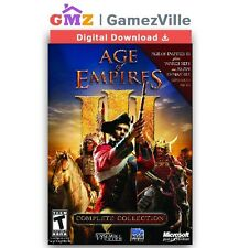 Age of Empires 3 III Complete Collection Steam Gift PC Digital Download Link