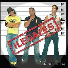 In the Room by Ilegales (Dominican Republic) (CD, Aug-2004, Universal Music...