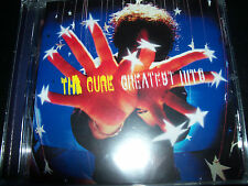 The Cure Greatest Hits Very Best Of (Australia) 18 Track CD - NEW