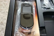 Nokia Sirocco 8800 - Black (Unlocked) Mobile Phone