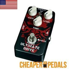 NEW JOYO JF-02 ULTIMATE DRIVE Overdrive Effects Pedal *US Seller* FREE Shipping