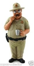 American Diorama 1/18 SMOKEY Sheriff / Police Figure - Great For Your Diorama