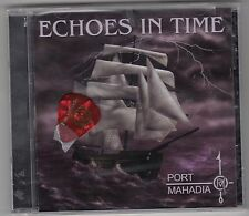 Port Mahadia - Echoes in Time  (CD, 2007, Giordano) NEW WITH GUITAR PICK