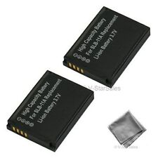 2x SLB-11A SLB11A Battery + BONUS for Samsung HZ35W ST1000 ST5000 ST5500 TL240