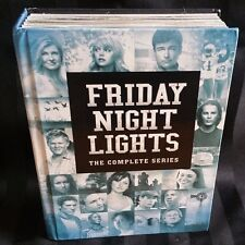 Friday Night Lights: The Complete Series (DVD, 2011, 19-Disc Set, Collectible Pa