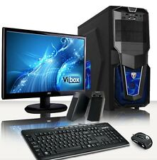 Vibox Fusion 27 - Windows - Quad Core Gaming PC - 16GB 2TB - R7 240 - Bundle