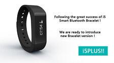 Smart Bracelet Bluetooth 4.0 Waterproof Touch Screen Fitness Watch