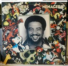 """BILL WITHERS~""""MENAGERIE""""~U.S. COLUMBIA-1977 """"A LOVELY DAY""""~ """"EX/EX"""" STEREO~LP!!!"""