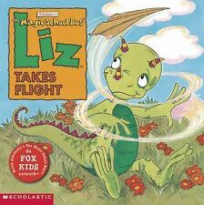 The Magic School Bus: Liz Takes Flight, West, Tracey, 0439082072, Book, Acceptab
