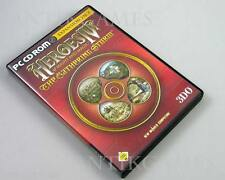Heroes of Might and Magic IV: the Gathering Storm PC en DVD-box Addon