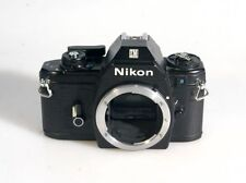 NIKON EM MODEL CAMERA BODY --FOR PARTS OR REPAIR--