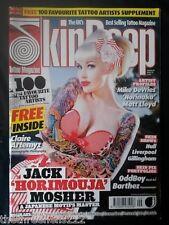 """Skin Deep Revista-Jack horimouja """"Mosher-Ago 2009"""
