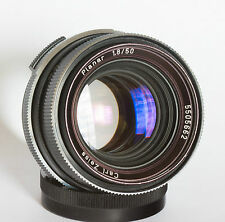 Carl Zeiss Planar 50mm 1.8 West Germany QBM