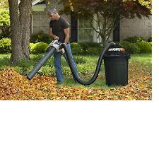 Leaf Blower Vacuum Gas Electric Universal Collection Vac System Pack Lawn Wa4054